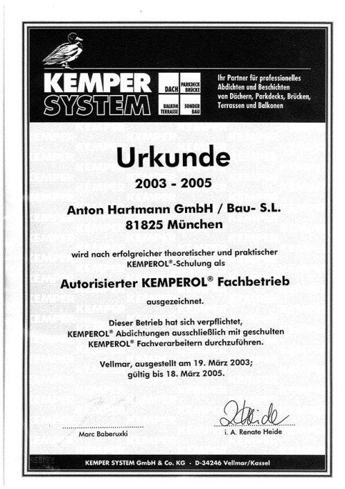 Kemper System Autorisierte -Fachbetrieb