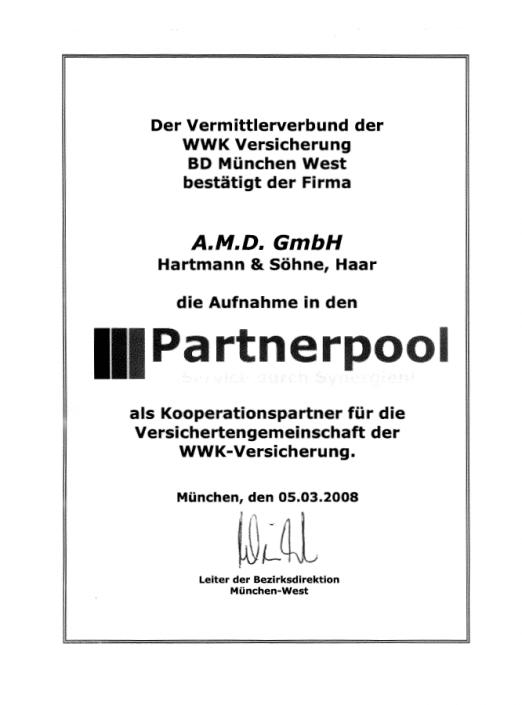 WWK Partnerpool