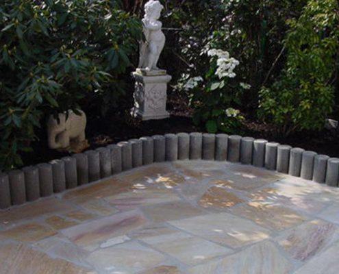 Terrassensanierung, Neuerstellung einer Terrasse