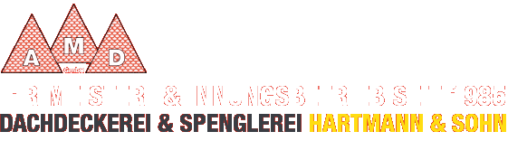 A.M.D. Dachdeckerei Spenglerei Geb. GmbH