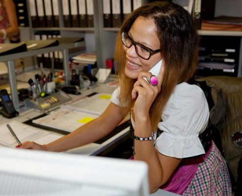 Nevale Hartmann | Bürokauffrau, Personalbüro, Verwaltung