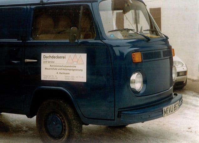 A.M.D. Dachdeckerei, Spenglerei und Gebäudesanierung GmbH Hartmann und Sohn, München und Umgebung