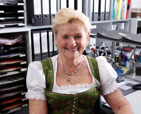 Erika Vrabec | Verwaltung