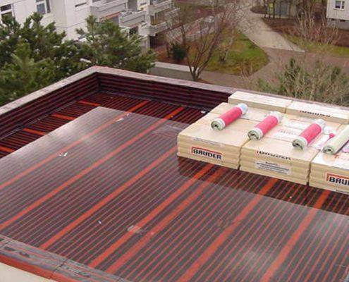 Garagen-/Flachdachsanierung