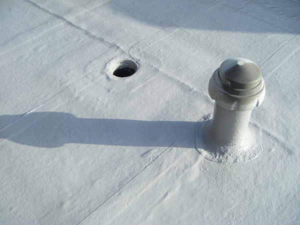 Dachentwässerung / Dachüberlauf