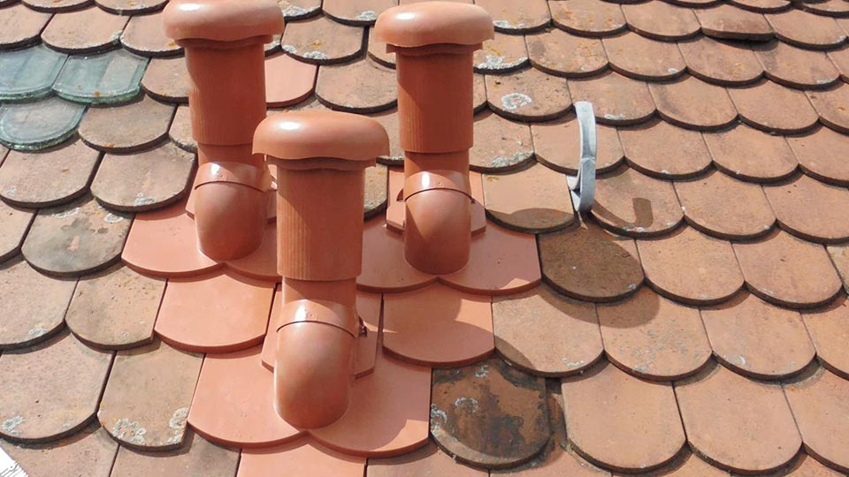 Dachdecker München Reparatur