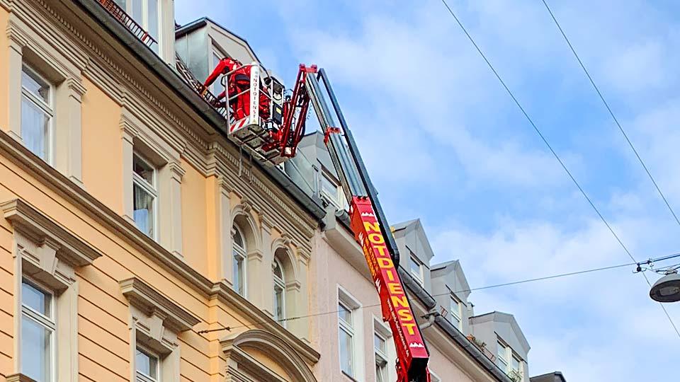 Mit Sicherheit ganz oben – Ihr Dachdecker München