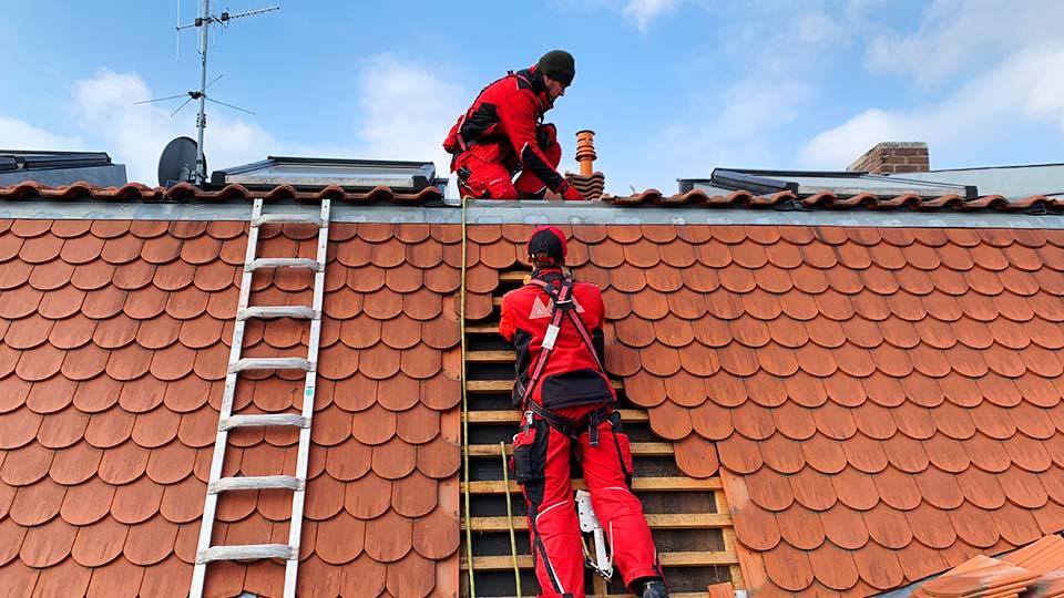 Dachdecker München Dachdeckerarbeiten