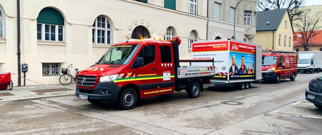 Dachdecker & Spengler Notdienst München