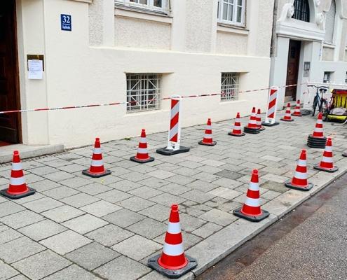 Dachsicherheit München Arbeitsstellensicherung