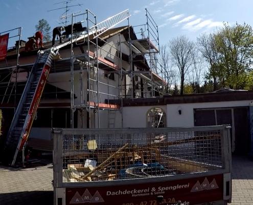 A.M.D. Dachdeckerei Spenglerei GmbH München