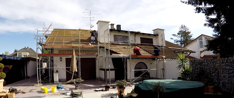Dachdecker und Spengler Service und Reparatur
