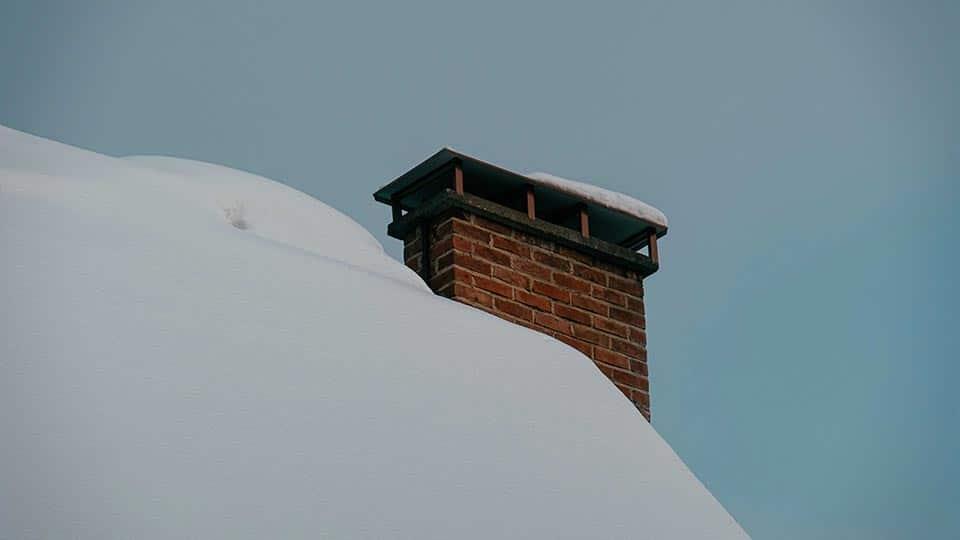 Winter Schneegitter Dach München