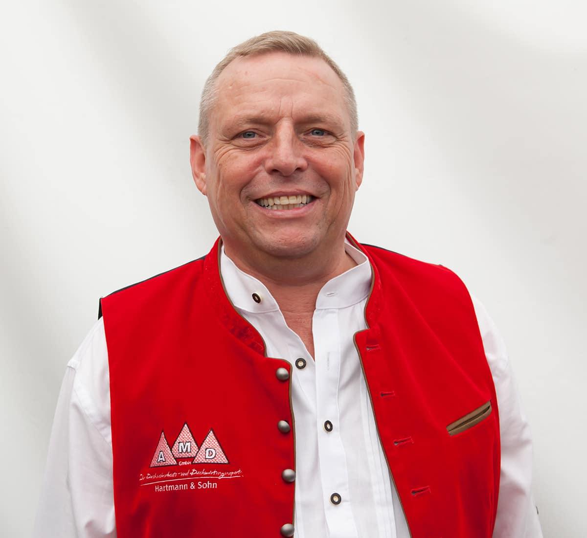Anton Hartmann Geschäftsführer