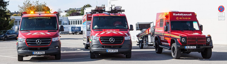 Dachdecker München Notdienst