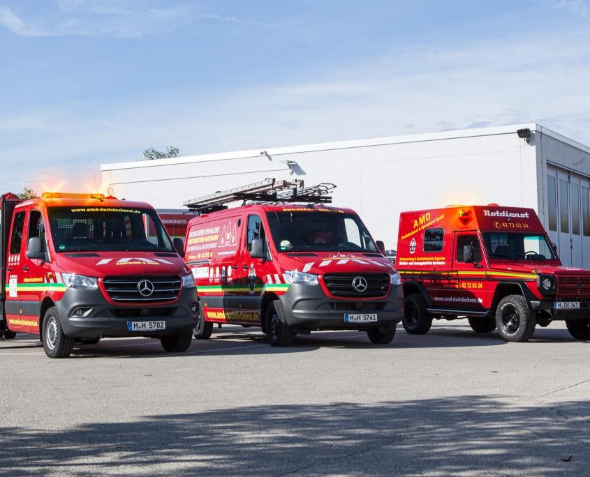 Dachdecker Notdienst München