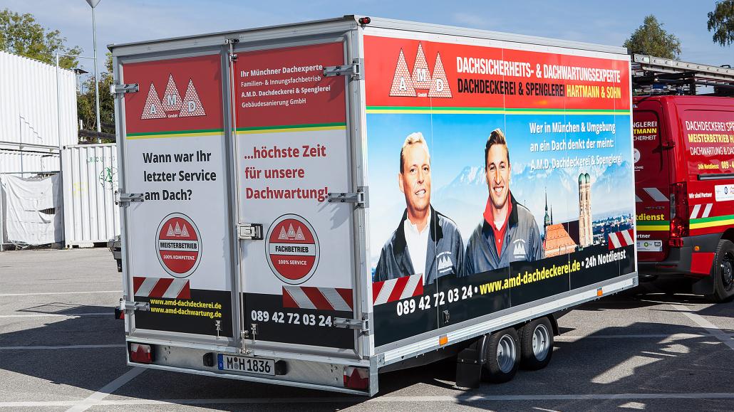 Dachdecker & Spengler München